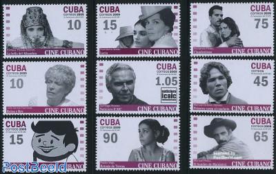 Cuban cinema 9v