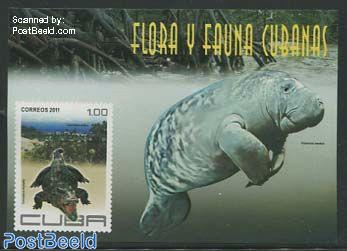 Flora & Fauna, Crocodile s/s