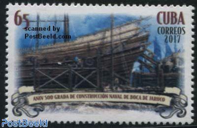 Shipbuilding 1v