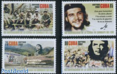 Che Guevara 4v