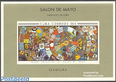 Salon de Mayo s/s