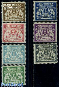 Definitives 7v