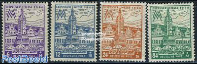 West-Sachsen, Leipzig fair 4v
