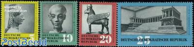 Returned art from USSR 4v