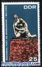 Breedonk monument 1v