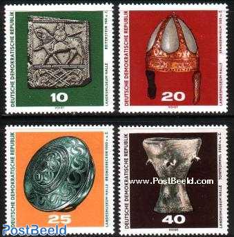 Archeologic discoveries 4v