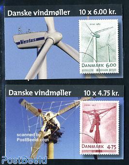 Windmills 2 booklets