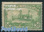Ostafrika, 2R, Stamp out of set