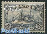 3M, Samoa, Stamp out of set
