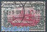 Samoa, 5M, Stamp out of set