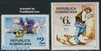 UPAEP, mailmen 2v