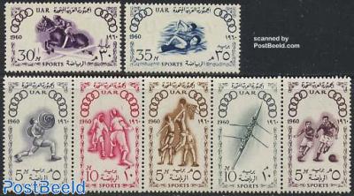 Olympic games 7v ([::::]+2v)