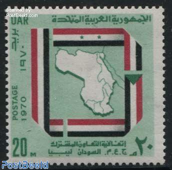 Tripoli treaty 1v, joint issue Libya
