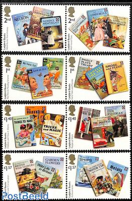 Ladybird books 8v (4x[:])