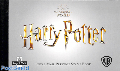 Harry Potter prestige booklet