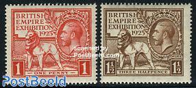 British empire exp. 2v