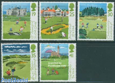 Golf club 5v