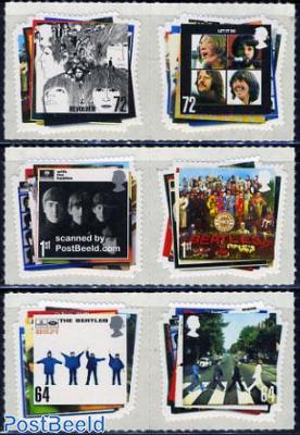 Beatles 6v s-a