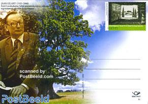 Postcard Jaan Eilart