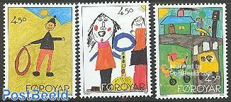 Children drawings 3v
