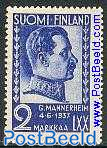 C.G.E. Mannerheim 1v