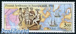 Emigration to America 1v