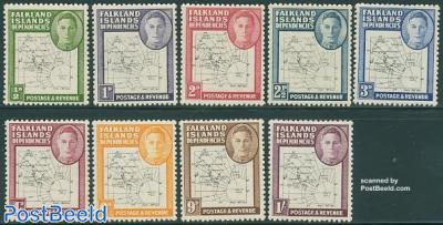 Maps 9v (2nd print, different design)