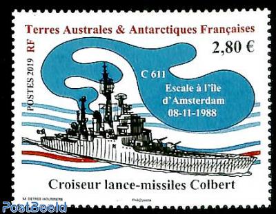 Colbert missile lancer cruiser 1v