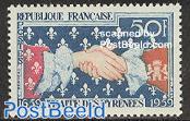 Pyrenean treaty 1v
