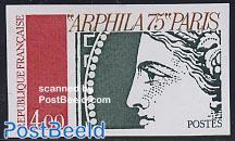 Arphila 1v imperforated