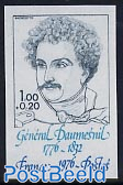 P. Daumesnil 1v imperforated