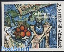 De Vlaminck painting 1v imperforated
