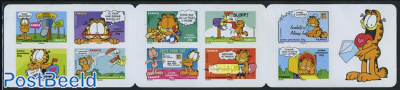 Comics, Garfield 10v s-a in booklet