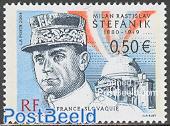 Stefanik, joint issue with Slovakija