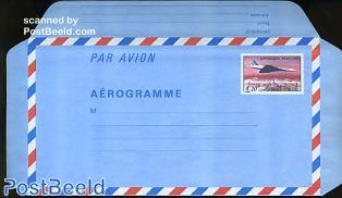 Aerogramme, Concorde 4.20