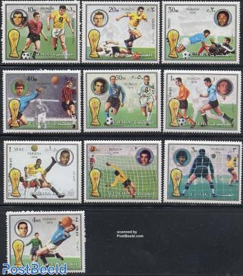 World Cup Football 10v