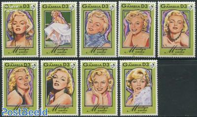 Marilyn Monroe 9v