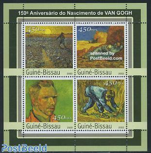Vincent van Gogh 4v m/s