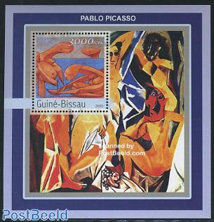Pablo Picasso s/s