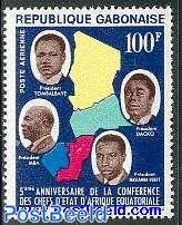 West africa 1v