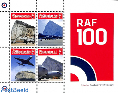 100 years RAF 4v m/s