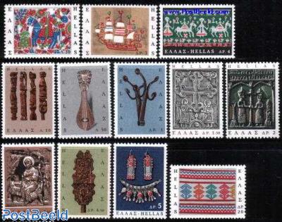 Greek folk art 12v