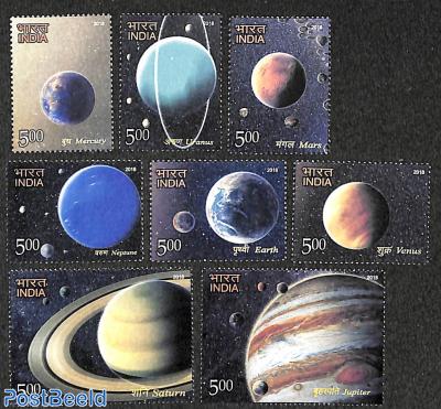 Solar system 8v