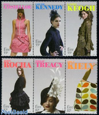 Fashion designers 6v (2x[::])