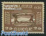 25A, Stamp out of set