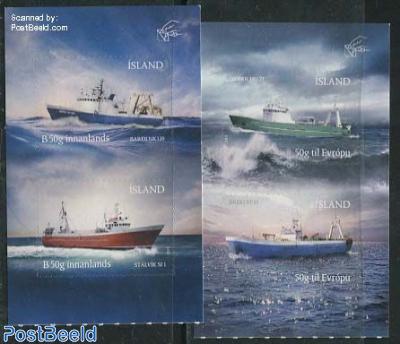 Trawlers 4v s-a