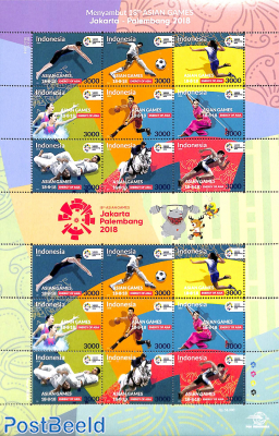 18th Asian Games m/s