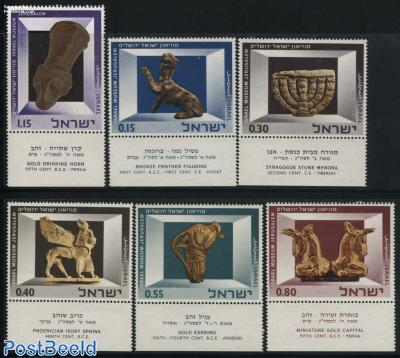 Israel museum 6v
