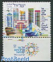 Tel Aviv global city 1v