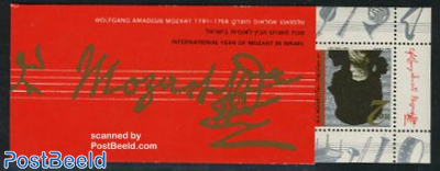 Mozart year booklet